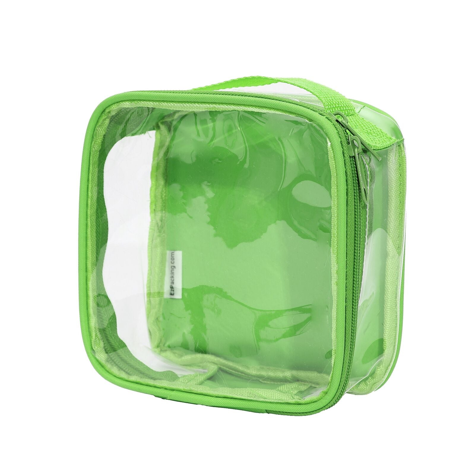 EzPacking green extra small cube