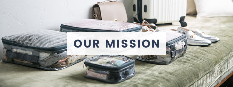 EzPacking's mission