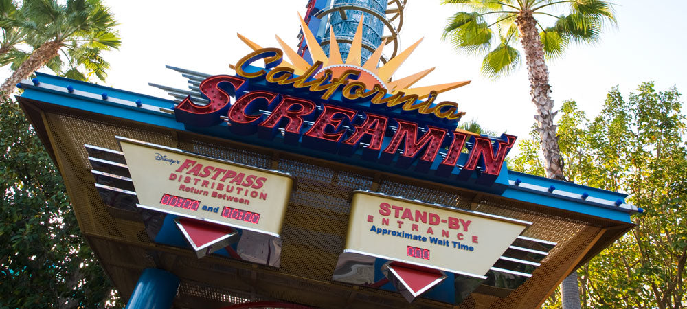 Using a fast pass service when planning for your Disneyland trip