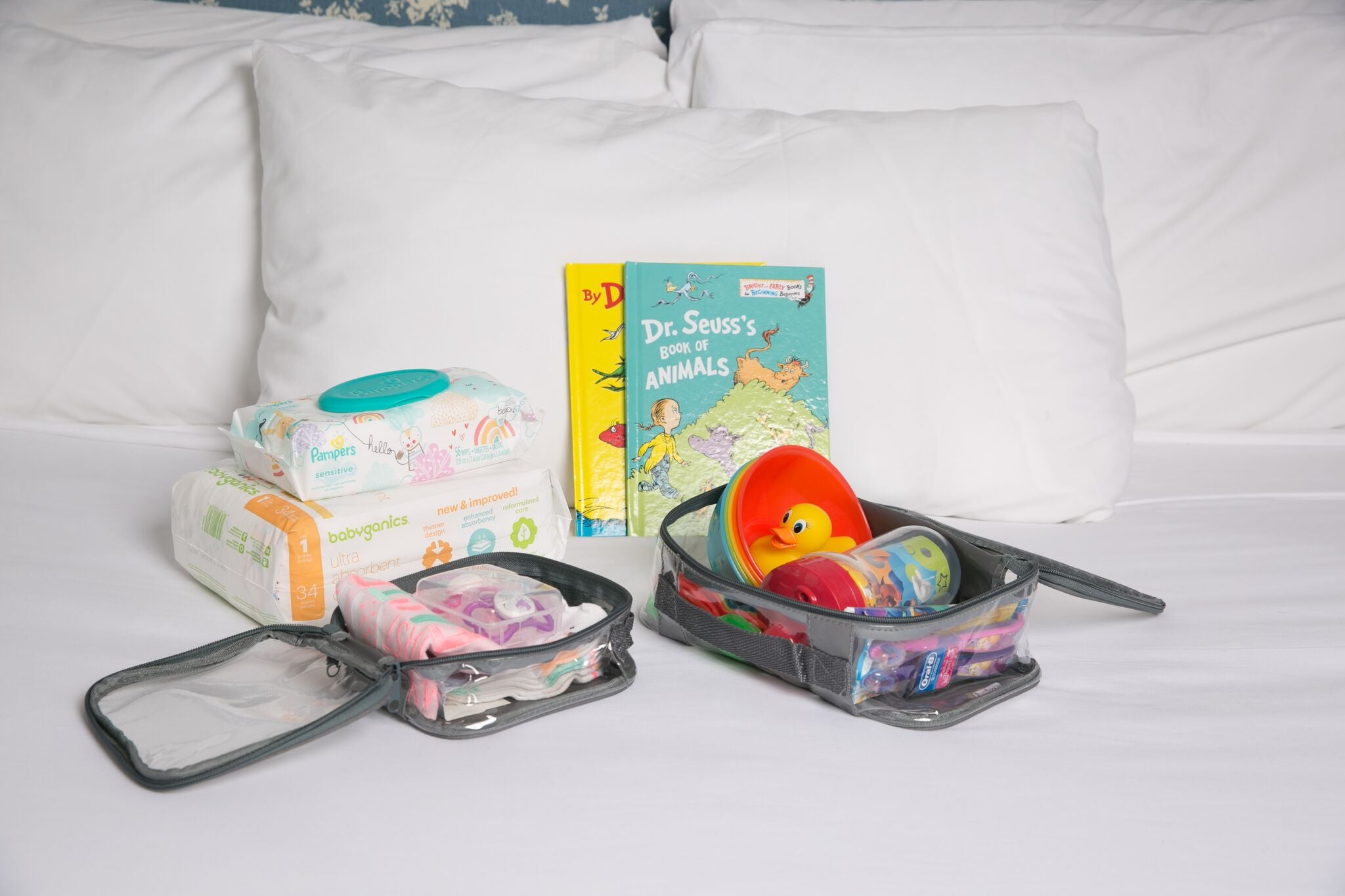 Holiday essentials for toddlers and babies