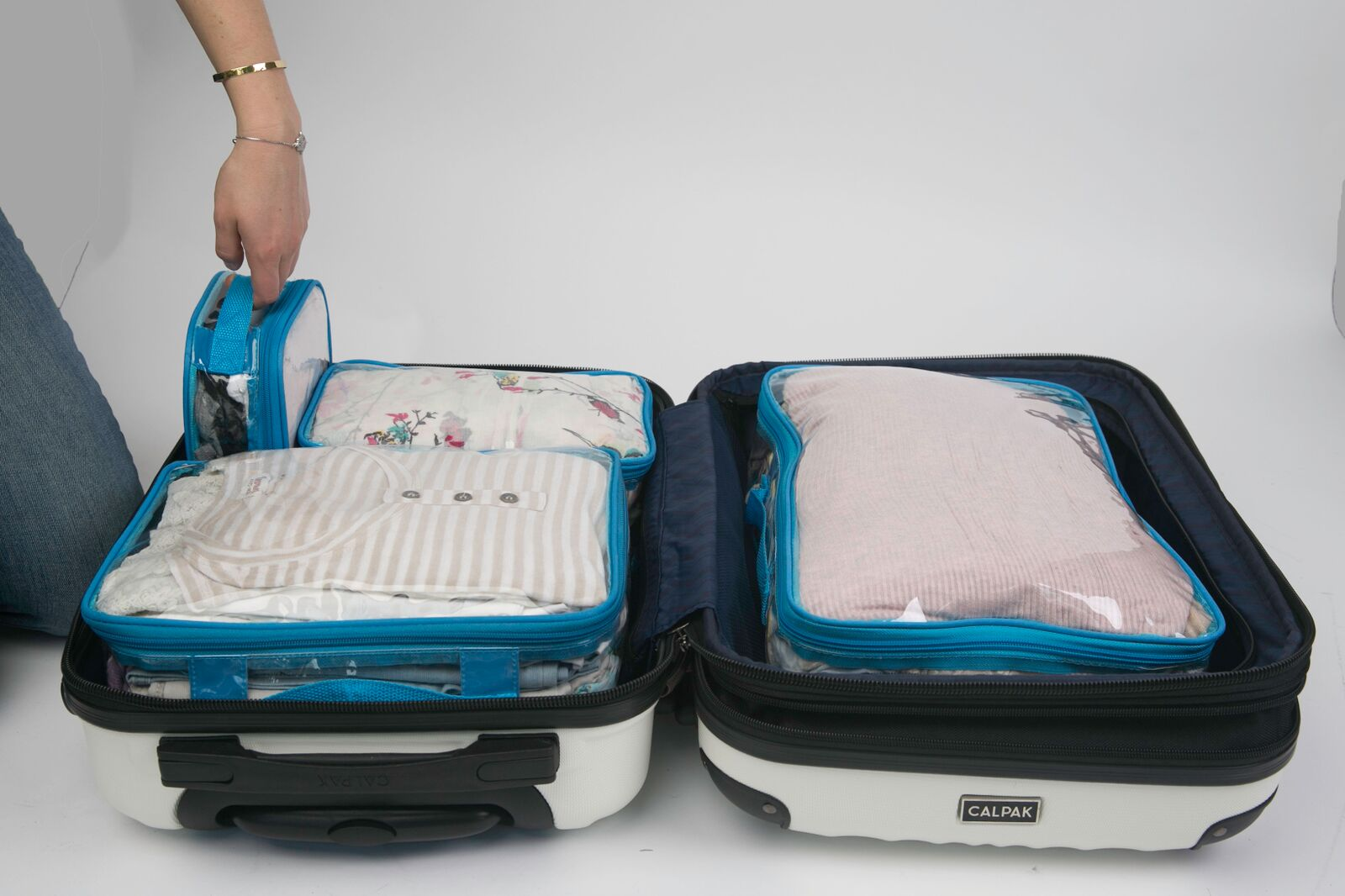 How to use packing cubes for carry-on luggage