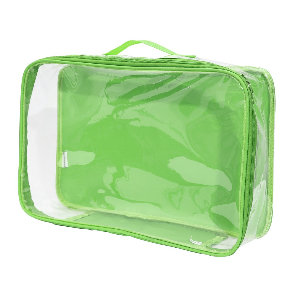 Green large packing cube