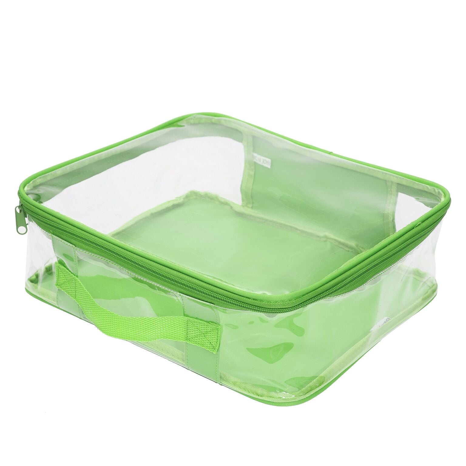 Green extra small packing cube