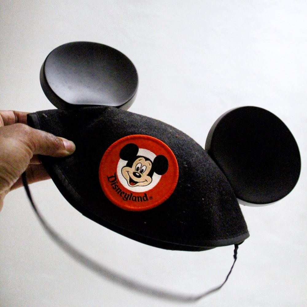Mickey Mouse hat for Disney essentials