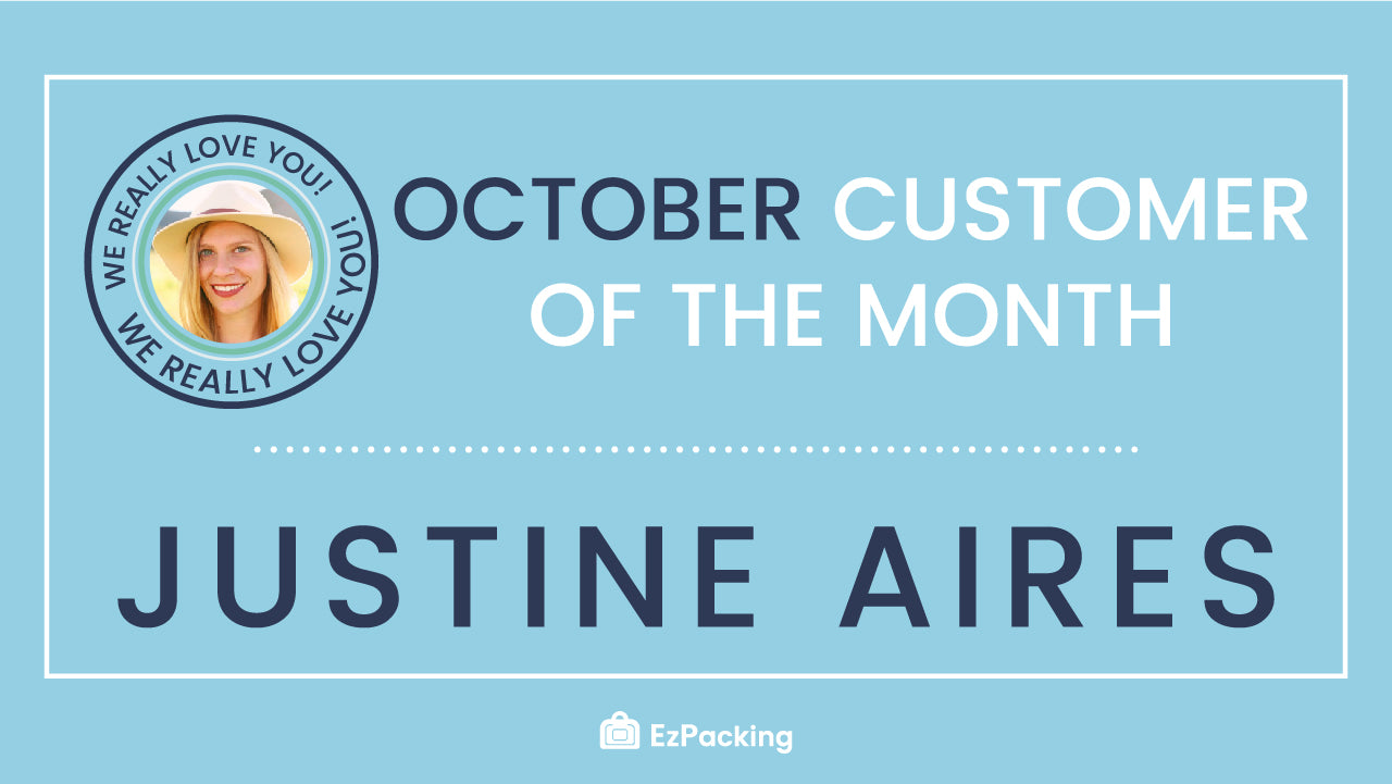 EzPacking's October 2018 Customer of the Month