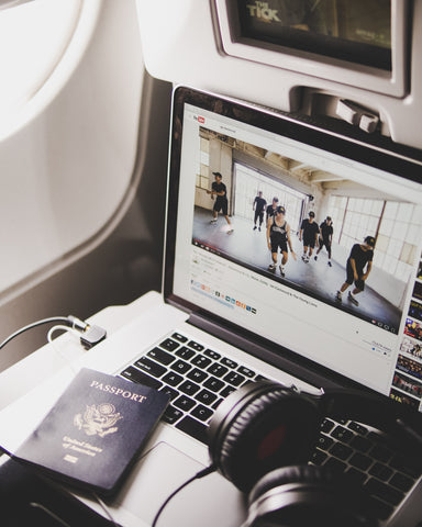 Passport laptop and other important items you need for college