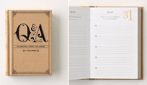 Journal as an awesome gift idea for the volunteer mom