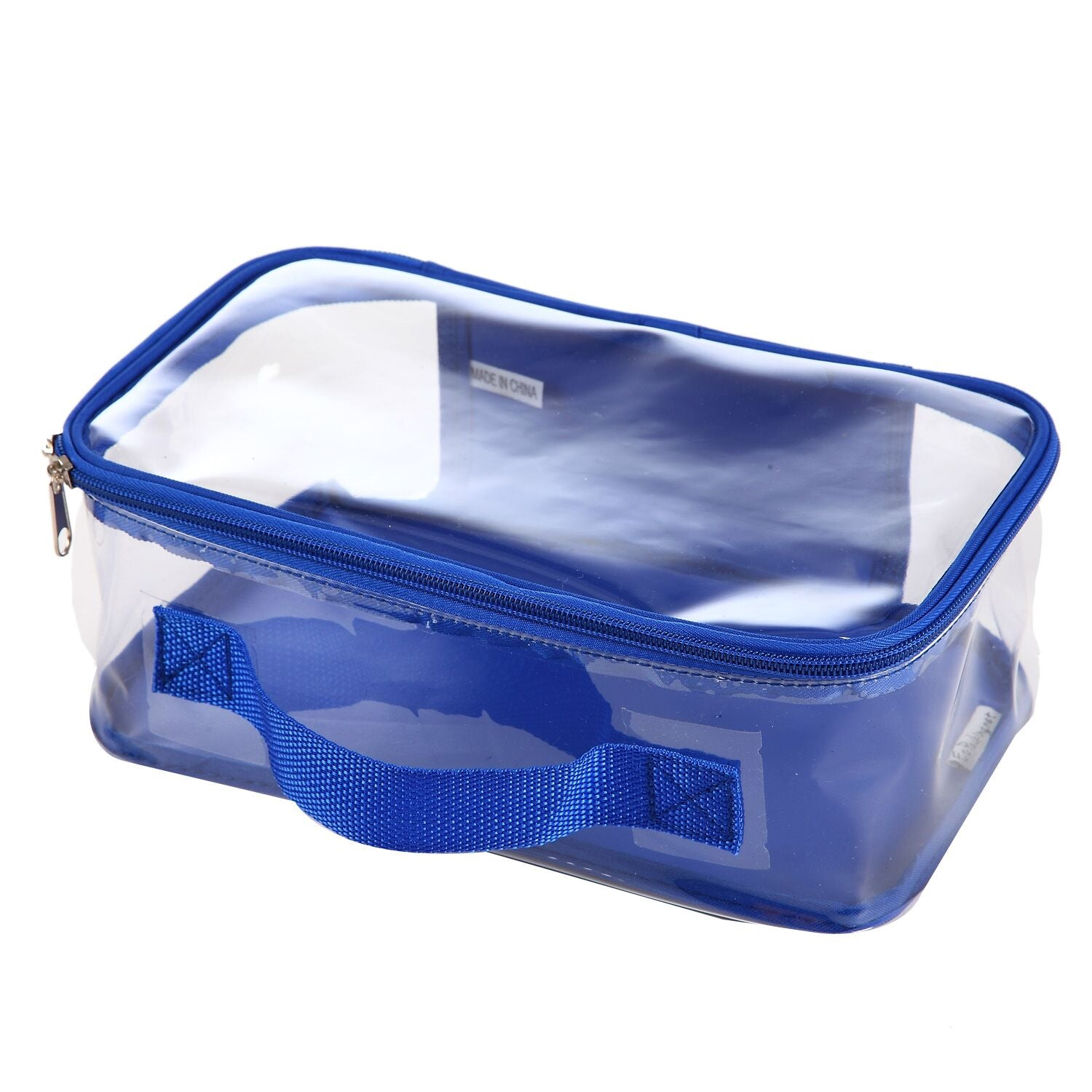 EzPacking clear makeup bag