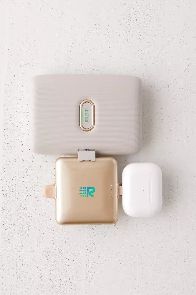 Rush Charge Trident Portable Power Bank