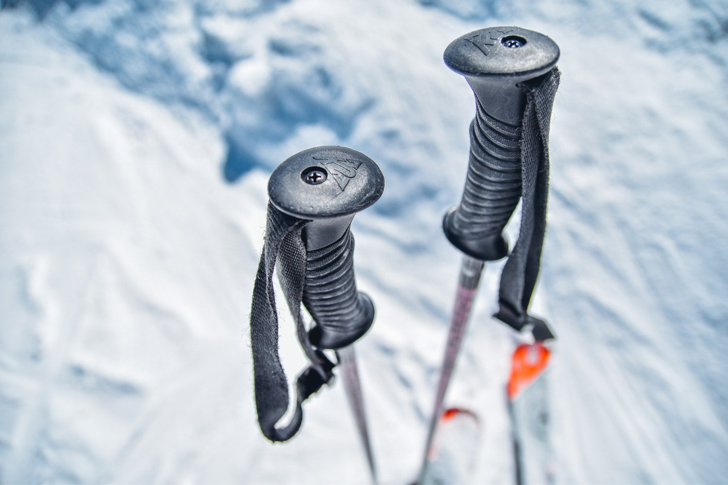 Ski poles for snowboarding gear list