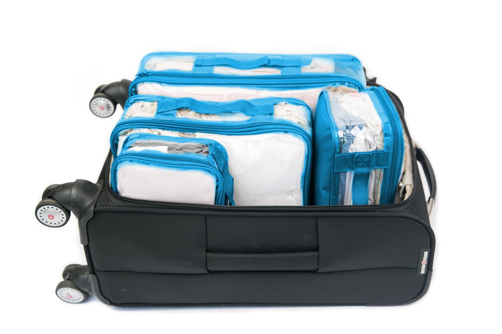 Starter Set in turquoise for holiday suitcase checklist
