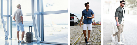 Casual summer outfit ideas for men