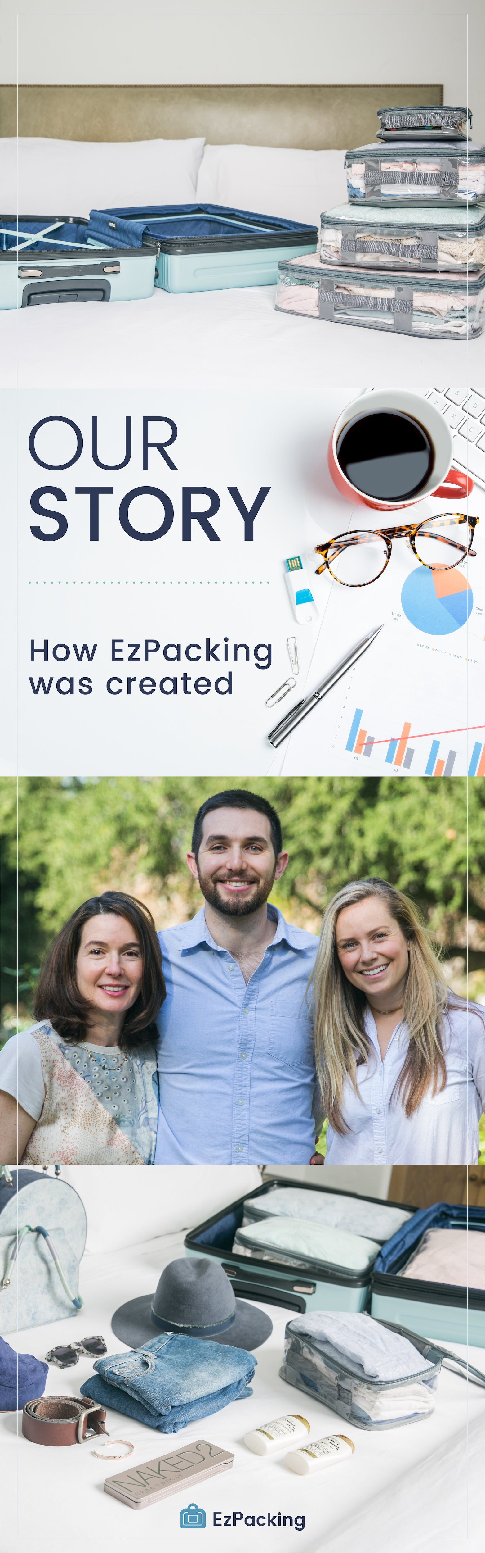 The EzPacking Story