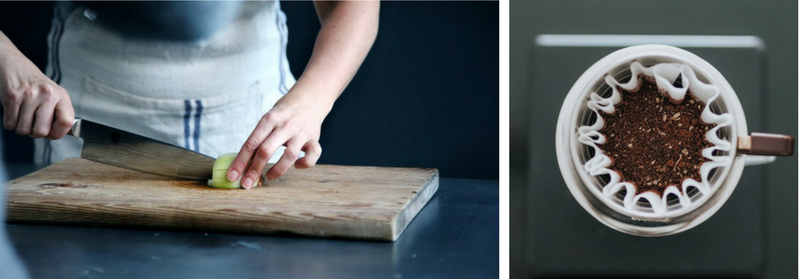 Chopping boards are breeding grounds for dirt and bacteria