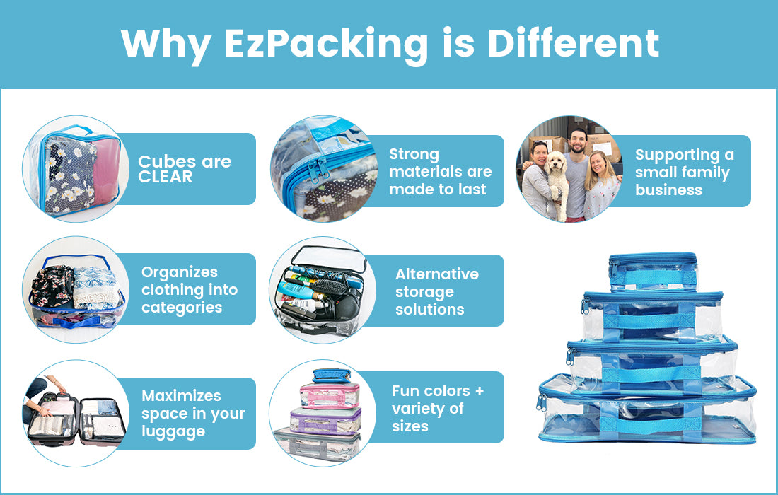 Why EzPacking is different