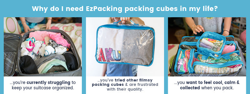 Why you need EzPacking cubes