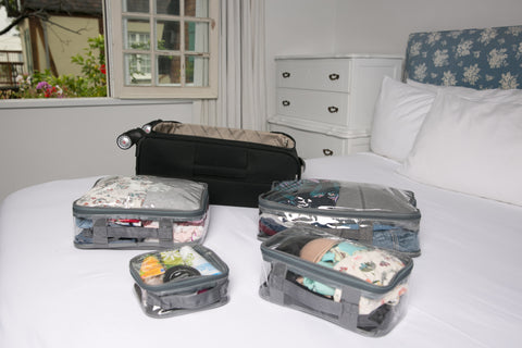 EzPacking Starter Set for an organized luggage