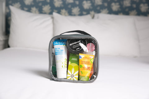 EzPacking cube for organizing toiletries