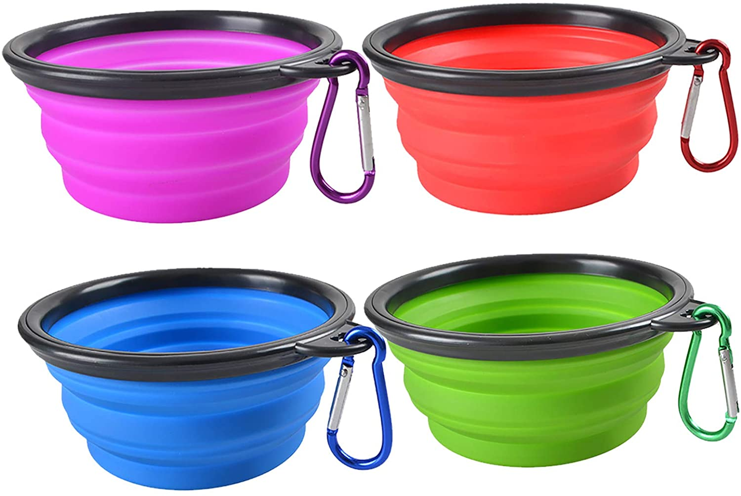 collapsible bowl for travel