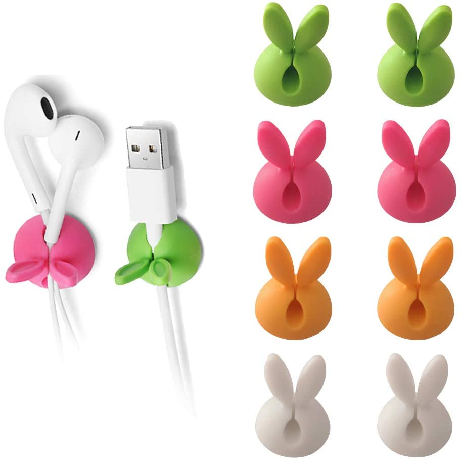 Cable clips for travel