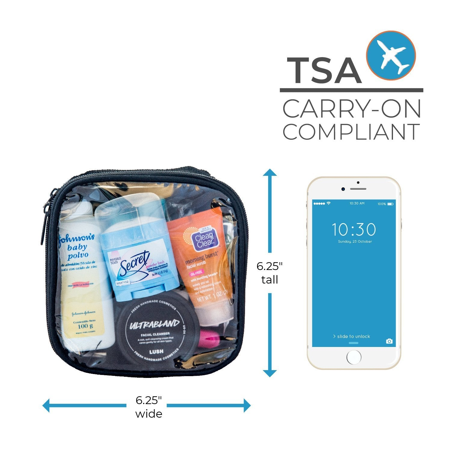 tsa carry on compliant