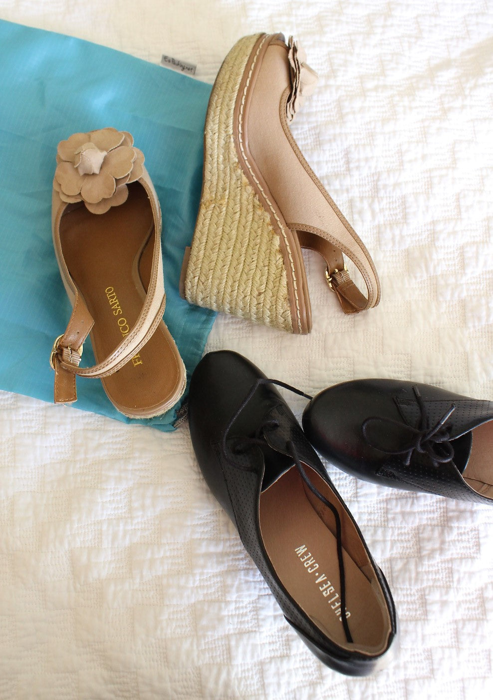 Heels and Wedges in Occasion