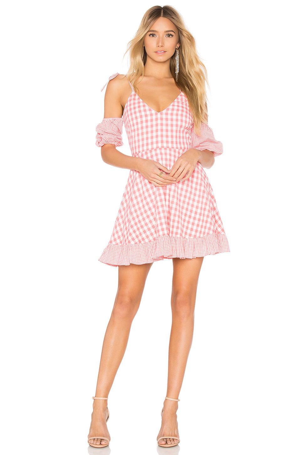 Christine Dress in Pink. - size M (also in S,XS) Lovers + Friends