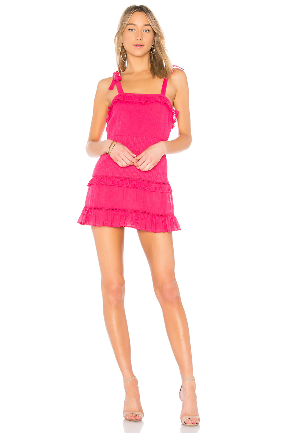 Ronnie Dress in Fuchsia. - size M (also in S) Lovers + Friends From China Free Shipping Low Price OpB4t4