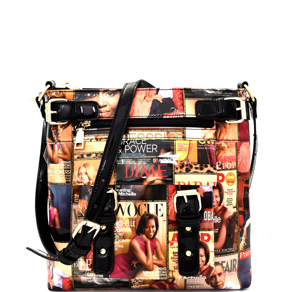 Michelle Obama Messenger Bag