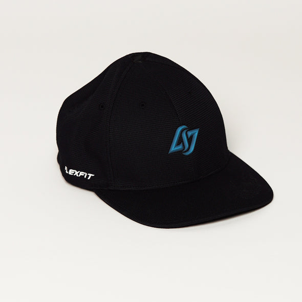 CLG Black FlexFit Hat