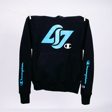 CLG x Champion Reverse Weave Hoodie