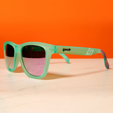 CLG Goodr - Sea Algae Sunglasses