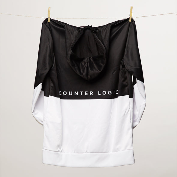 CLG Tricolor Pullover Hoodie