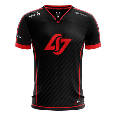 Official 2021 CLG Red Jersey