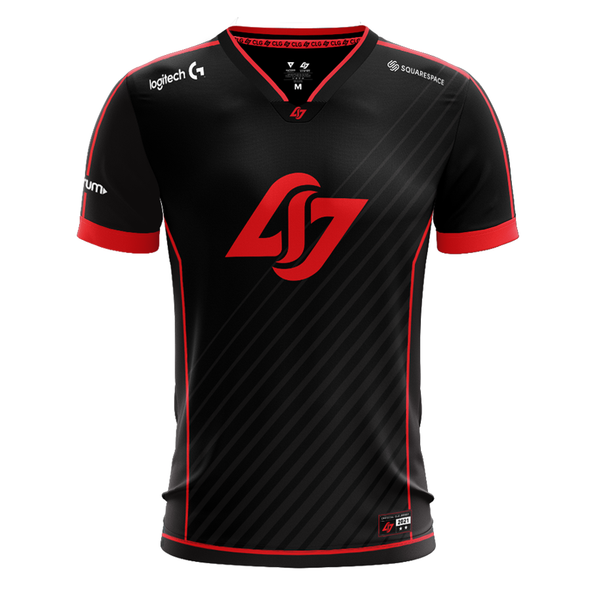 Official 2021 CLG Red Jersey - Custom