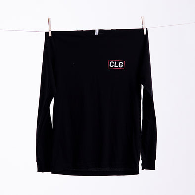 CLG Red Long Sleeve Tee