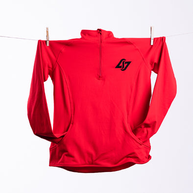 CLG Red Zip Up