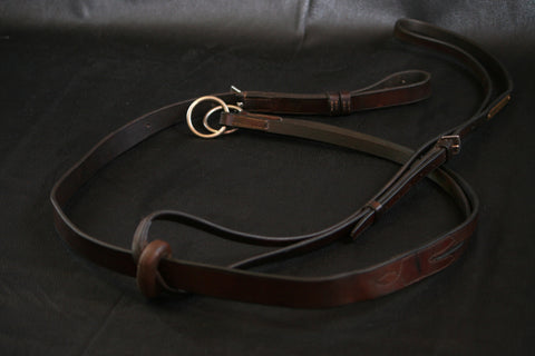 Beval Heritage Flat Running Martingale (Horse Size)