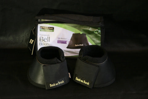 Back on Track Bell Boots (Small)
