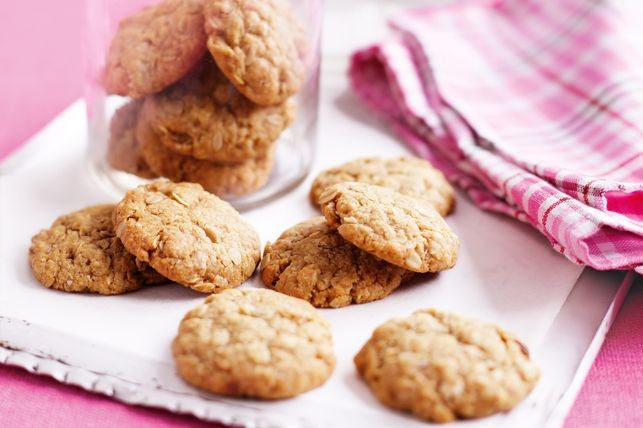 Yummy Anzac Biscuits