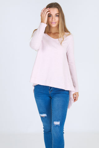 Willow Tee Blush