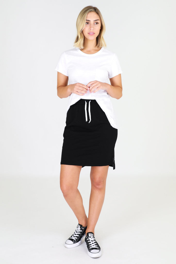 Alice Black Skirt by 3rd Story