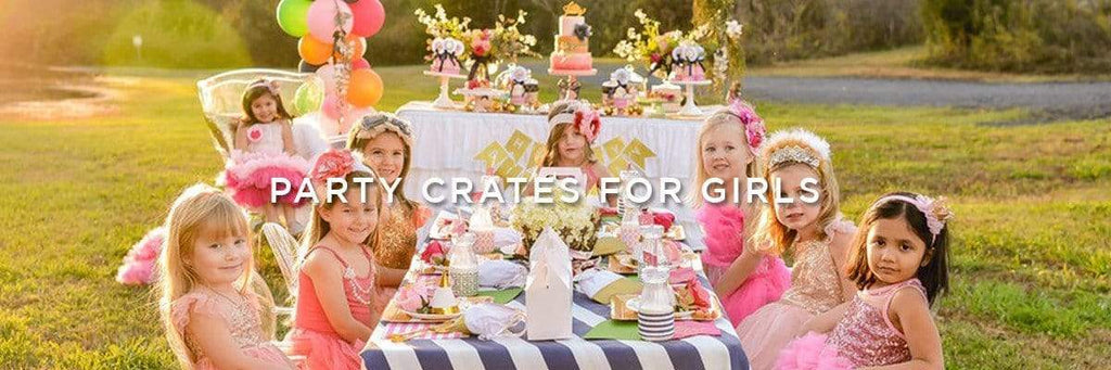 Themed Crates For Girls