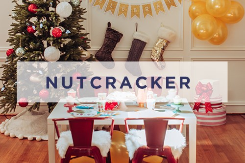 Nutcracker Christmas Party Ideas