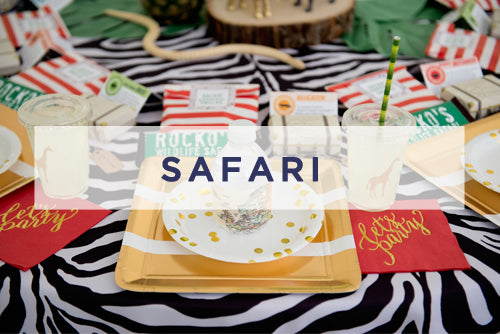 Safari Party Ideas