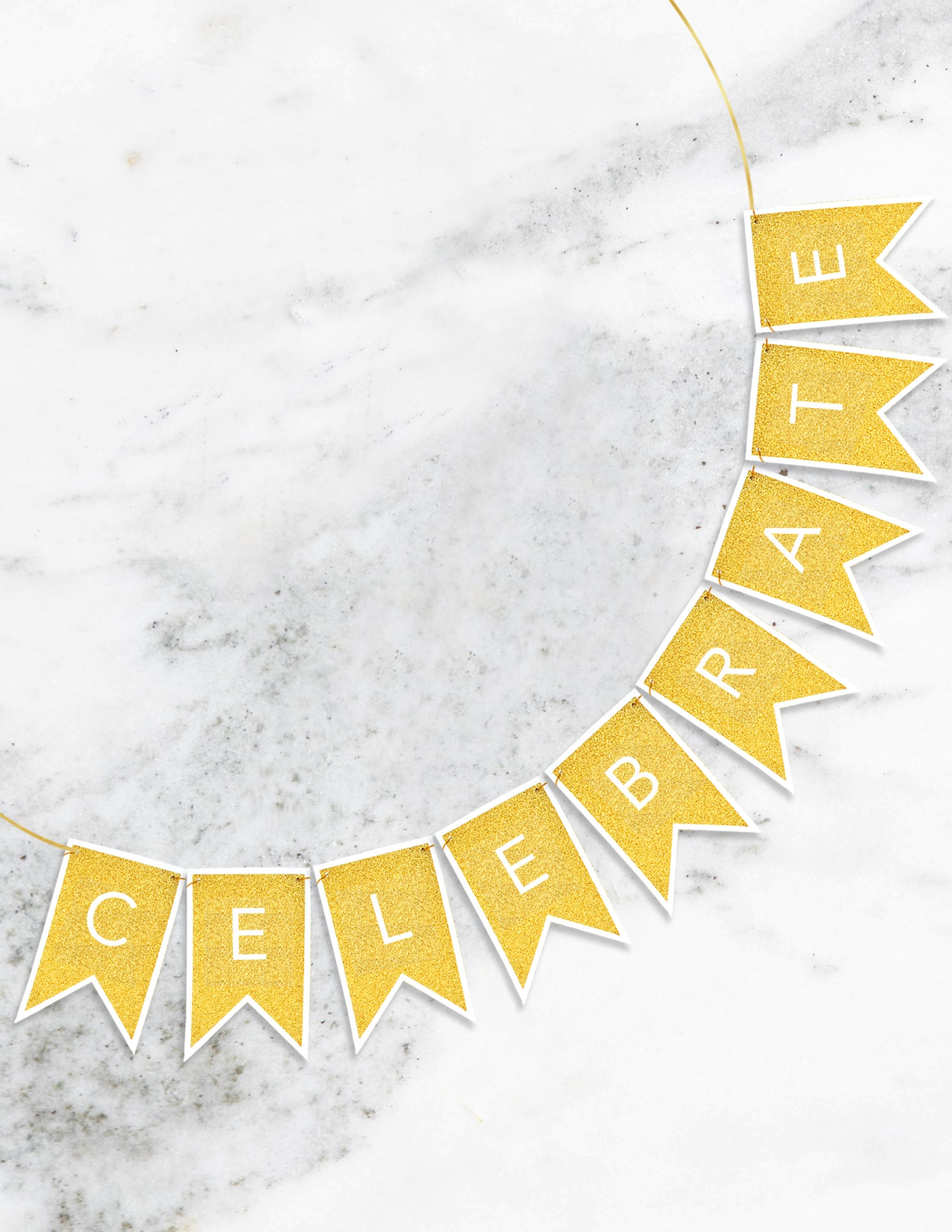 Party Banner (Gold)