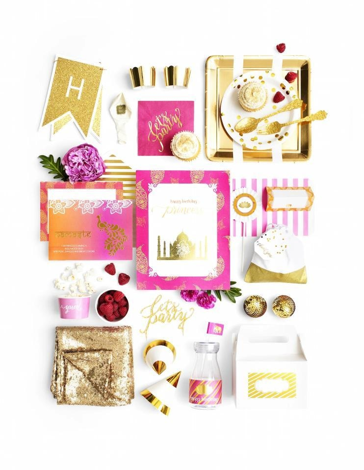 Bollywood Party In A Box - THE LUXE