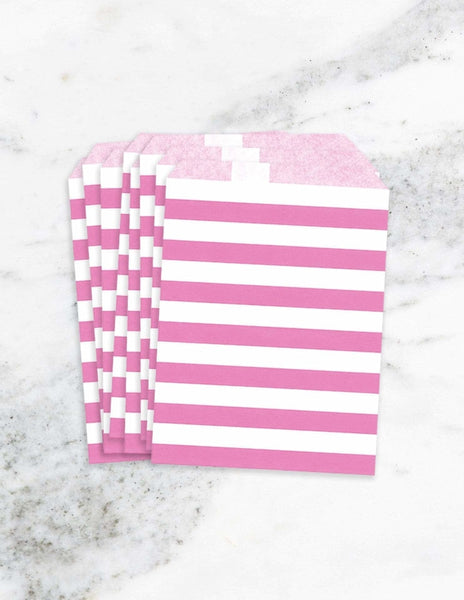 Candy Bags / Treat Bags (Pink)