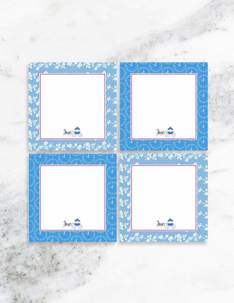 Cinderella Party Place Cards, A Girl, A Shoe, A Party Collection, modern party supplies online