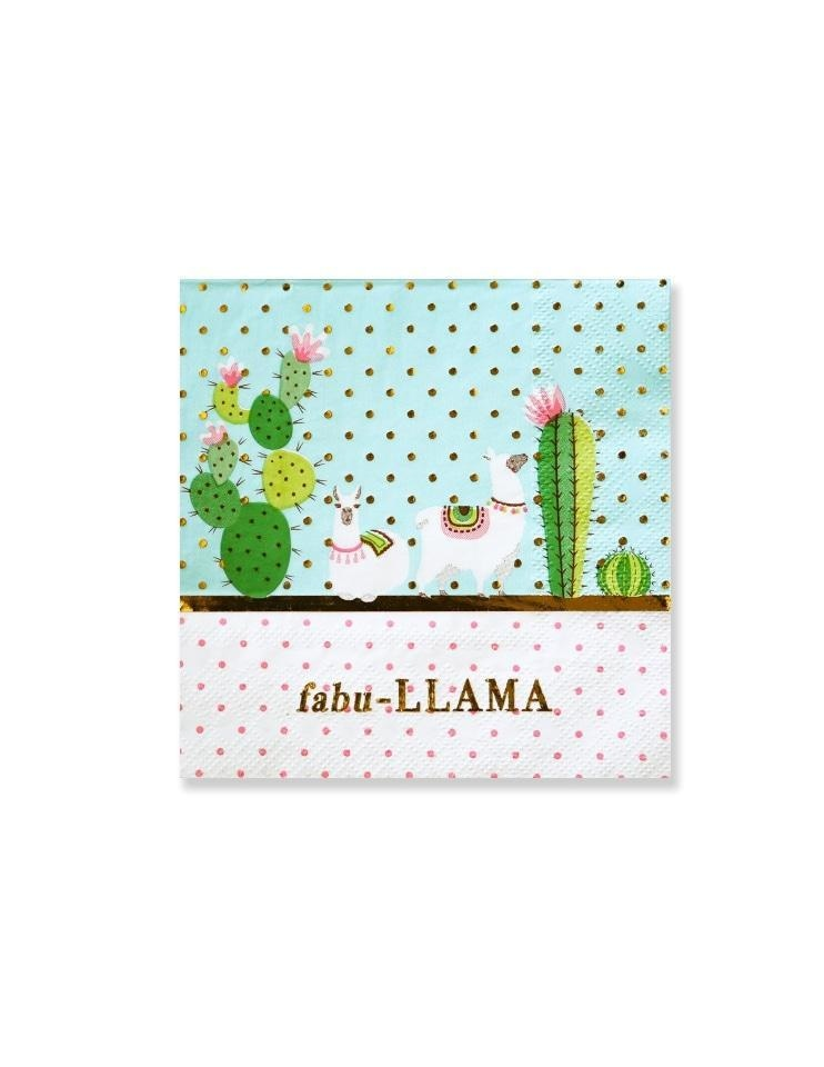 Fiesta Theme Party Supplies and Llama Birthday Decorations